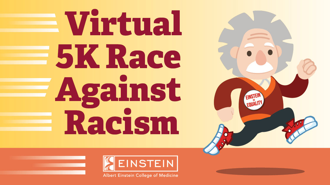 Join Einstein's Virtual Race Against Racism