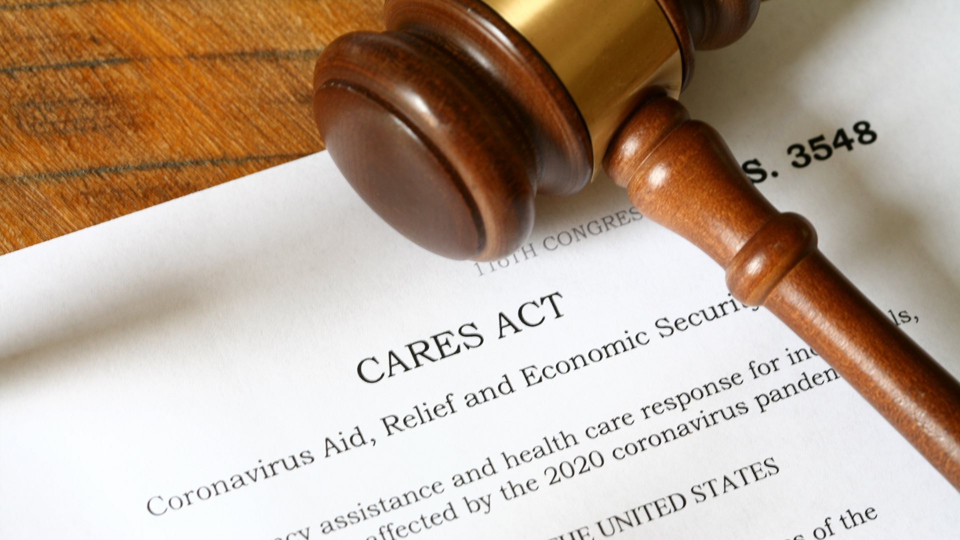 Important Reminder About Deadline for CARES Act Assistance