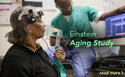 The Einstein Aging Study: Unlocking the Mysteries of Alzheimer's and the Brain