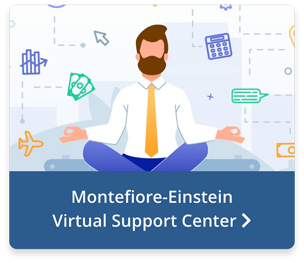 Visit Montefiore-Einstein Virtual Support Center