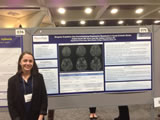 Clotilde Hainline, MD (class of 2015) presenting at the AAN